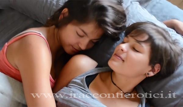 coppia lesbica universitaria: racconti erotici