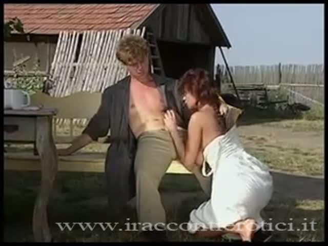 Sesso in campagna: racconto erotico