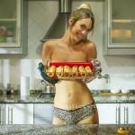 La cuoca e il lavapiatti